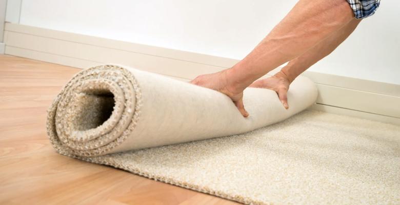 que tipo alfombra puedo colocar