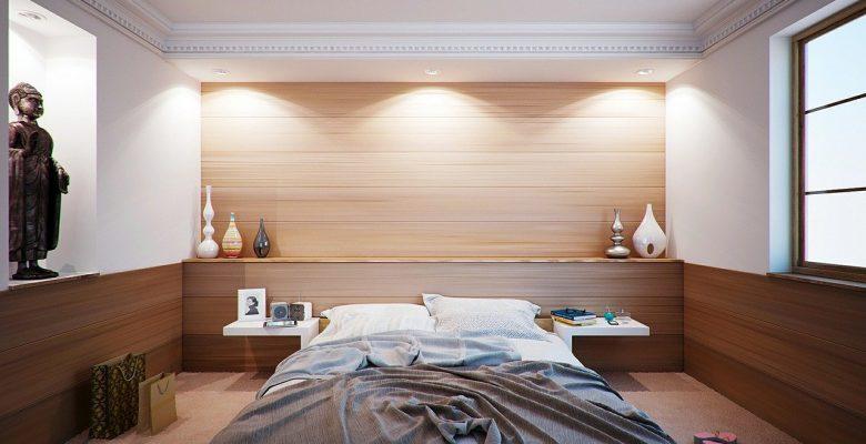 habitaciones con madera y mucho estilo